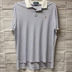 Ralph Lauren Striped Polo Shirt